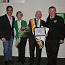 Putnam Northern Westchester Saint Patricks Day Parade Grand Marshal John J. Callaghan