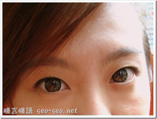 GEO隱形眼鏡-Miss Eye銀河咖