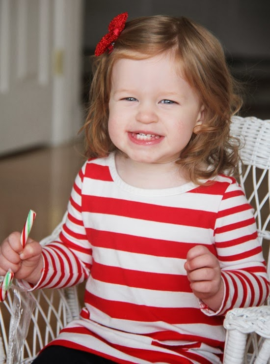 Sophie Candy Cane
