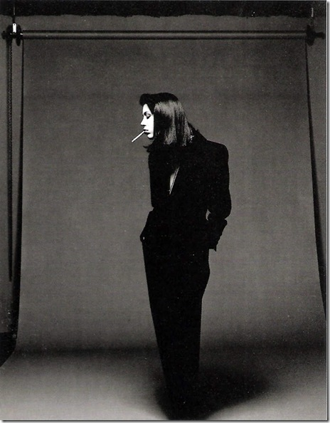 Bettina Rheims_ Mode refusée III. Paris 1986.