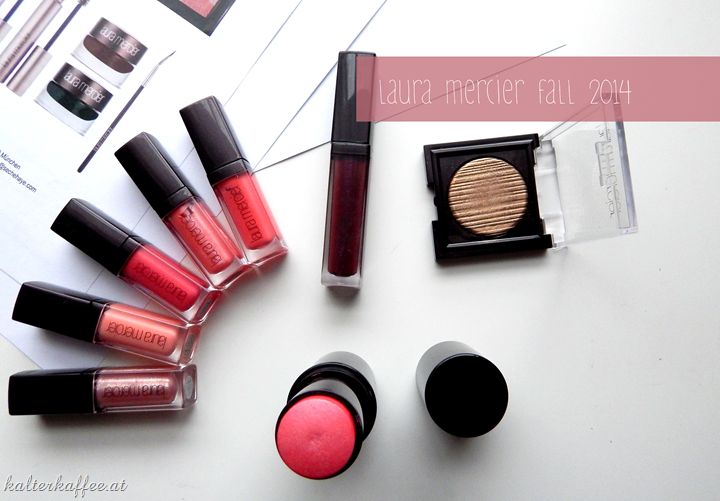 Laura Mercier Sensual Reflections Fall 2014