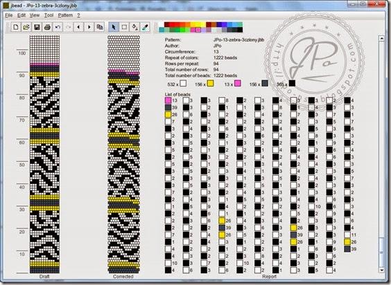 JPo-13-zebra-3czlony