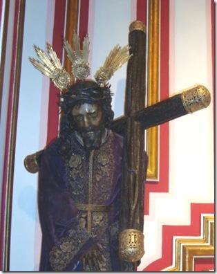 Jesús del gran poder de los Bienvenida