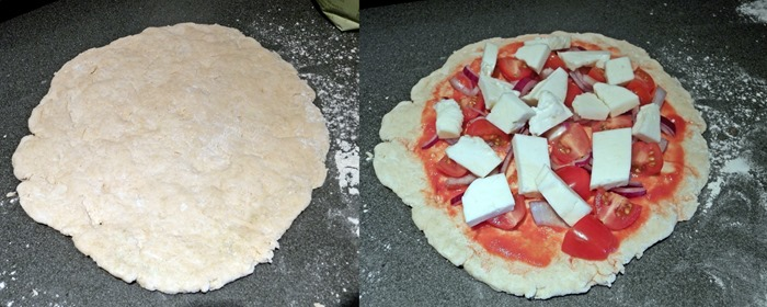 total greek yoghurt pizzza-horz