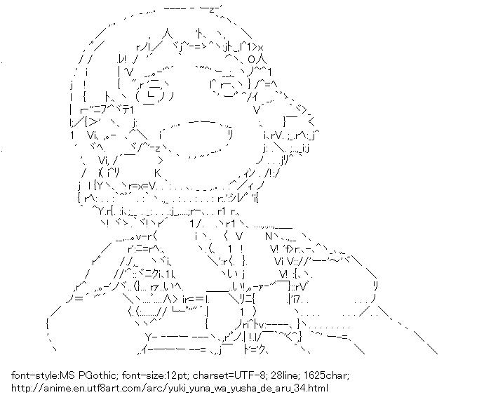 Yuki Yuna wa Yusha de Aru,Inubozaki Itsuki