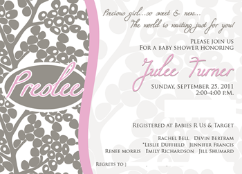 Julee Baby Shower