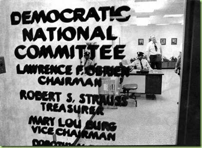 WATERGATE-dem headquarters breakin
