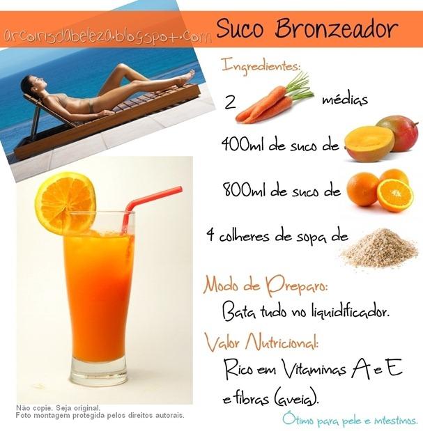 suco bronzeador - 2