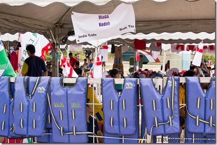 32nd Penang International Dragon Boat Festival 2011@Teluk Bahang Dam, Penang, Malaysia