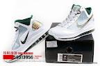 zlvii fake colorway white green gold 3 10 Fake LeBron VII