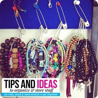 Ideas para ogranizar pulseras y joyeria DIY-012