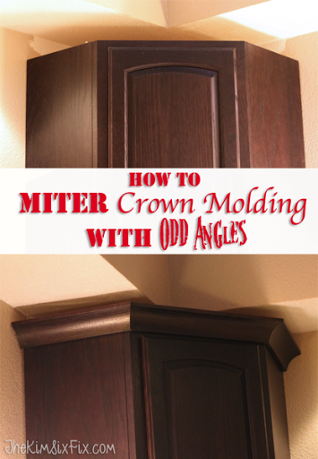 How to Miter Crown Molding with Odd Angles