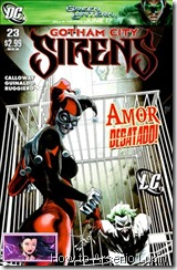 P00023 - Gotham City Sirens #23