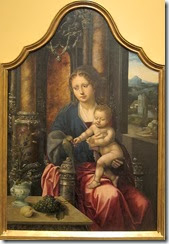 527px-Madonna_and_Child_by_the_Master_of_the_Parrot,_San_Diego_Museum_of_Art