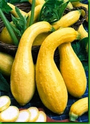 Golden Crookneck Squash