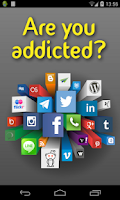 Screenshot of Are you addicted to mobile?