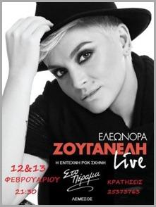 ελεωνόρα ζουγανελη κυπρος 2013 αφισα