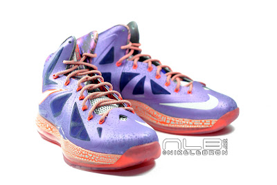 lebron10 allstar 09 web white The Showcase: Nike LeBron X Extraterrestrial (All Star Game)