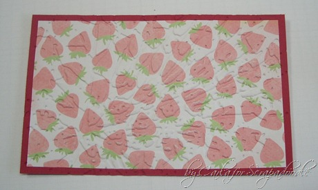 Embedded Embossing, Neopolitan Papers, THoltz Cracked Embossing Folder, Scrapadoodle, Carla (2)