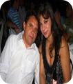 Presidente J R Carvalho e Sra