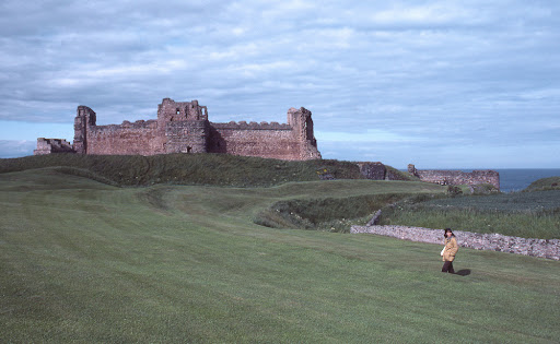 Tantallon Castle, June 29, 1985