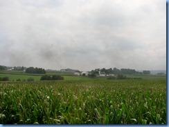 1814 Pennsylvania - Strasburg, PA - Strasburg Rail Road - scenery along route