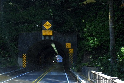 Tunnel on 101