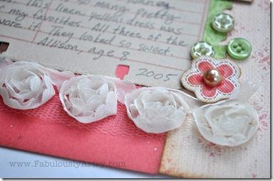 burlap roses CU