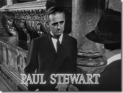 Citizen Kane Paul Stewart