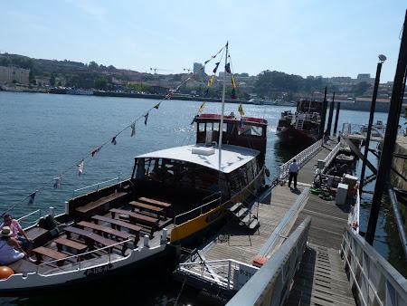 Ce sa faci in Porto: ia o croaziera pe raul Douro
