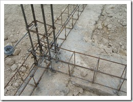 Building cadena under walls 004