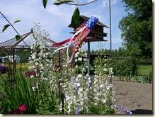 Patriotic garden