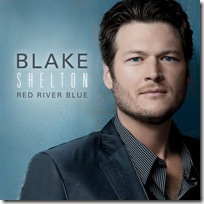 Blake Shelton - Red River Blue (Official Album Cover)