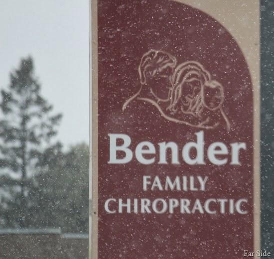 Bender sign
