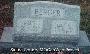 Harry and Lena Berger