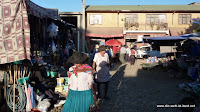 Markt in Alquile