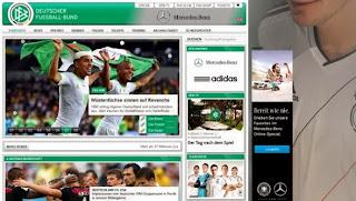 Le site allemand «Deutsher Fussball Bund» : « l'Algérie veut se venger de 1982 »