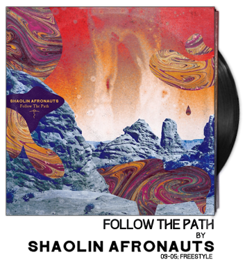 Follow the Path by Shaolin Afronauts