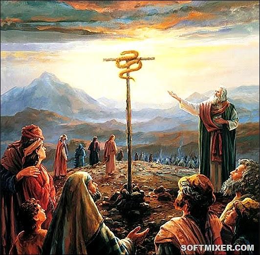 Жезлы и копья, которые по преданиям обадают волшебной силой
