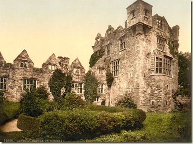 John Lynn...Donagal Castle