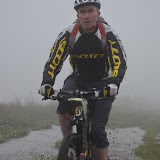 Bronte Bike ride misty outward 2012 DW