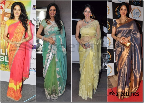 Sridevi_Saree_Collection