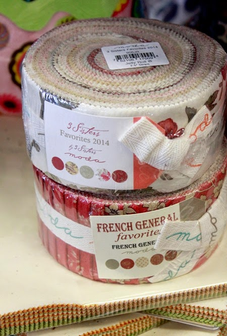 French General jelly rolls