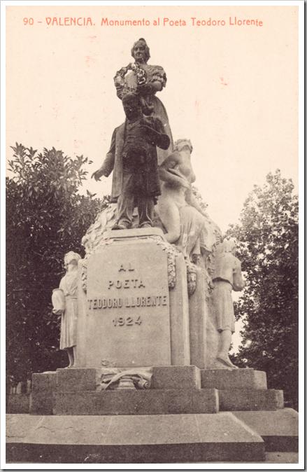 monumento a llorente 1924