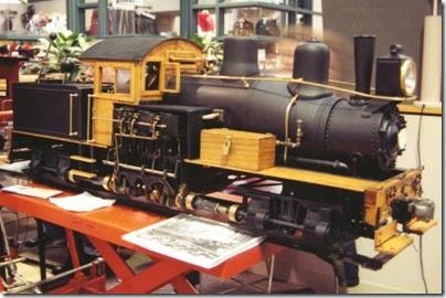 Milwaukee Light Engineering Society at TrainTime 2002
