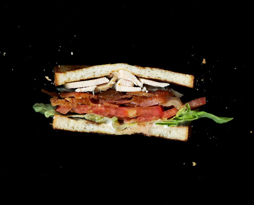 more scanwiches from the issue: Carla's turkey BLT. i want this one for lunch.