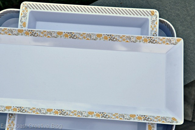 Washi Trays