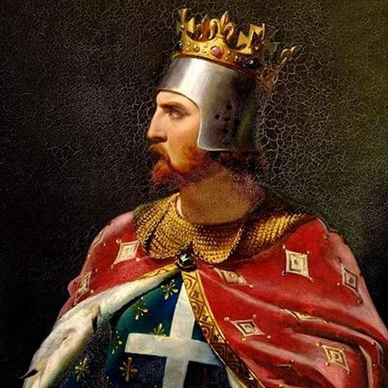 O rei da Inglaterra que não sabia falar inglês