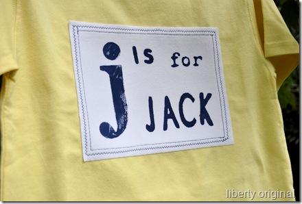 Jack shirt close