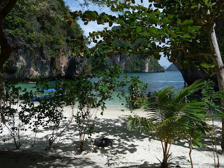 Atractii Thailanda: Paradise Beach
